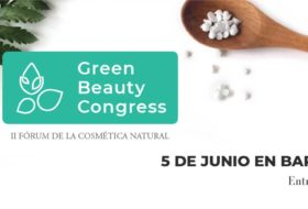 Green Beauty Congress – II Fórum de la cosmética natural