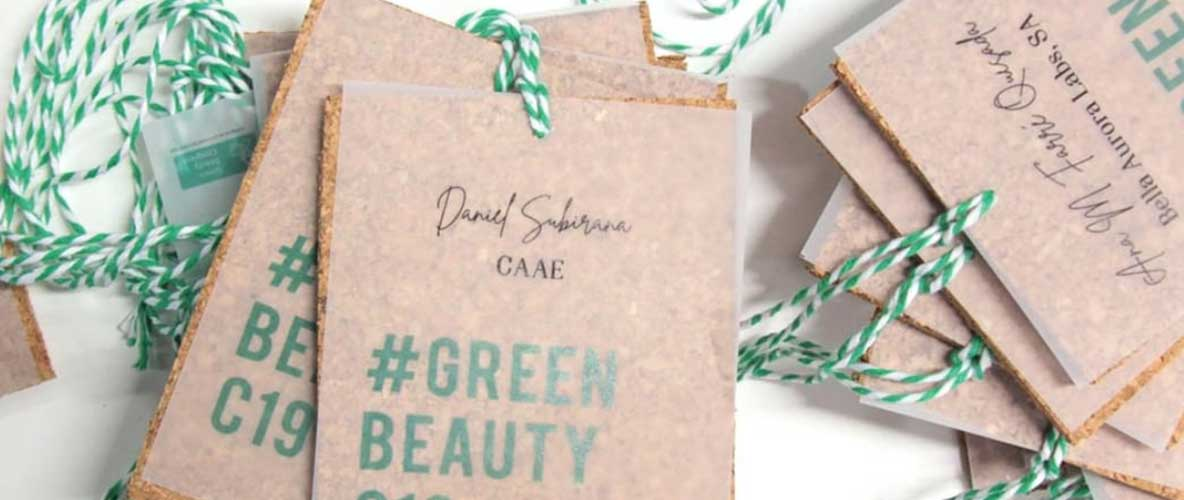 Green Beauty Congress – Nuestro primer evento presencial sobre cosmética natural