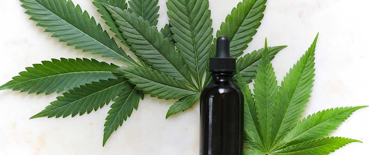 El cannabidiol o CBD como materia prima en cosmética natural