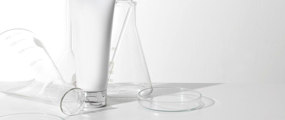 Formulación cosmética con alfa y beta hidroxiácidos – AHA y BHA
