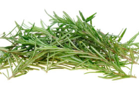 Aceite esencial de romero en cosmética natural