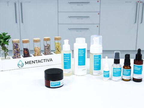 Formulación de cosmética capilar natural
